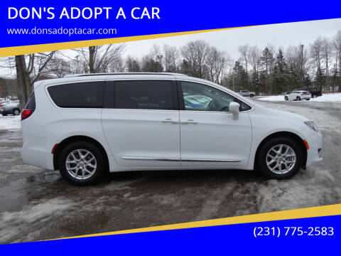 2020 Chrysler Pacifica for sale at DON'S ADOPT A CAR in Cadillac MI