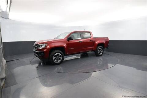 2021 Chevrolet Colorado for sale at BOB HART CHEVROLET in Vinita OK