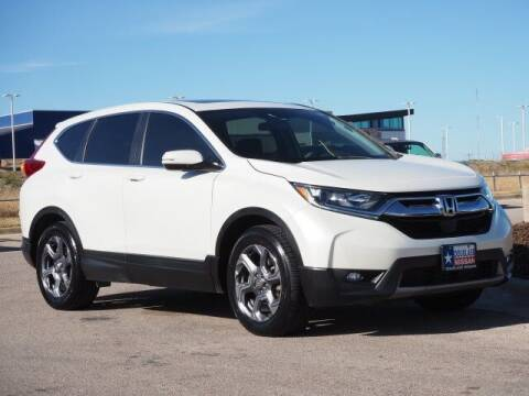 2018 Honda CR-V for sale at Douglass Automotive Group in Central Texas TX