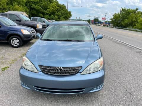 2004 Toyota Camry for sale at Stan's Auto Sales Inc in New Castle PA