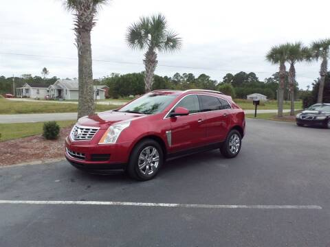 2016 Cadillac SRX for sale at First Choice Auto Inc in Little River SC