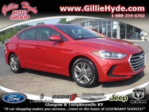 2018 Hyundai Elantra for sale at Gillie Hyde Auto Group in Glasgow KY