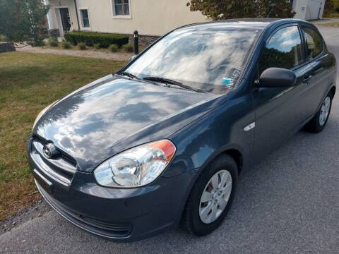 2010 Hyundai Accent for sale at Wallet Wise Wheels in Montgomery NY
