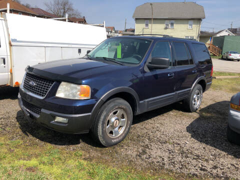 2004 Ford Expedition for sale at STEEL TOWN PRE OWNED AUTO SALES in Weirton WV