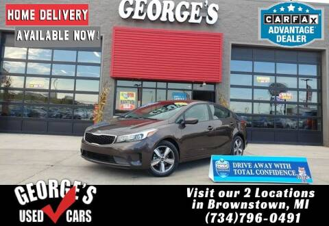2018 Kia Forte for sale at George's Used Cars - Pennsylvania & Allen in Brownstown MI