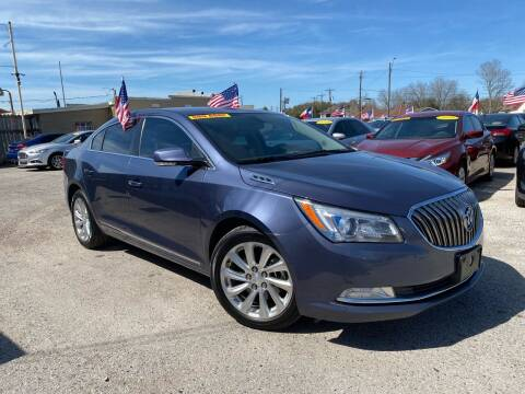 2014 Buick LaCrosse for sale at Mario Motors in South Houston TX