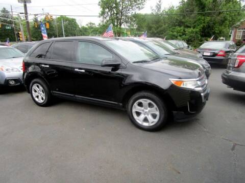 2013 Ford Edge for sale at American Auto Group Now in Maple Shade NJ