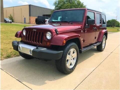 2008 Jeep Wrangler Unlimited for sale at Metro Car Co. in Troy MI