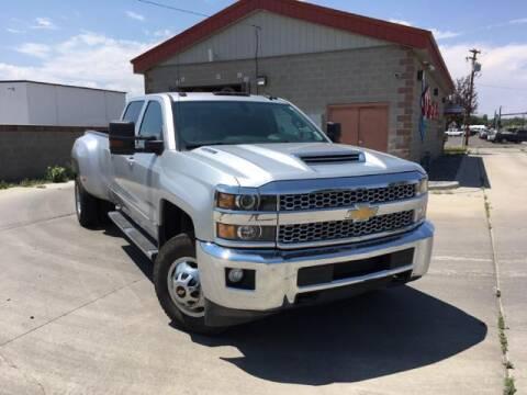 2019 Chevrolet Silverado 3500HD for sale at Rocky Mountain Commercial Trucks in Casper WY