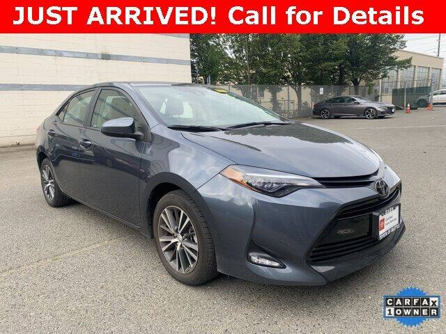 2019 Toyota Corolla for sale at Toyota of Seattle in Seattle WA
