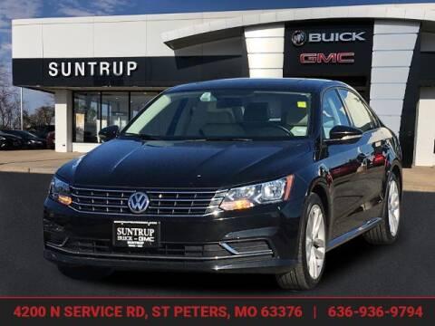 2019 Volkswagen Passat for sale at SUNTRUP BUICK GMC in Saint Peters MO