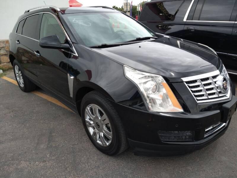 2016 Cadillac SRX for sale at VIVASTREET AUTO SALES LLC - VivaStreet Auto Sales in Socorro TX