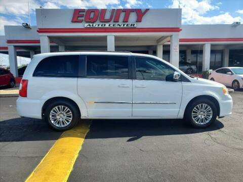 2015 Chrysler Town and Country for sale at EQUITY AUTO CENTER in Phoenix AZ