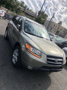 2009 Hyundai Santa Fe for sale at GM Automotive Group in Philadelphia PA