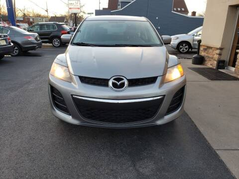 2010 Mazda CX-7 for sale at Marley's Auto Sales in Pasadena MD