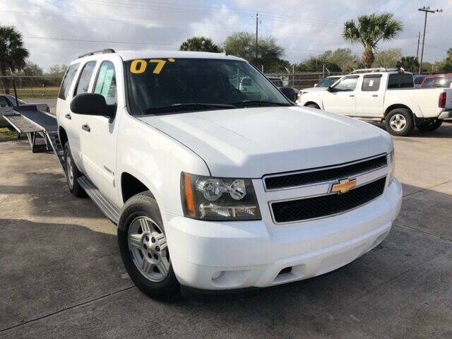 2007 Chevrolet Tahoe for sale at Brownsville Motor Company in Brownsville TX
