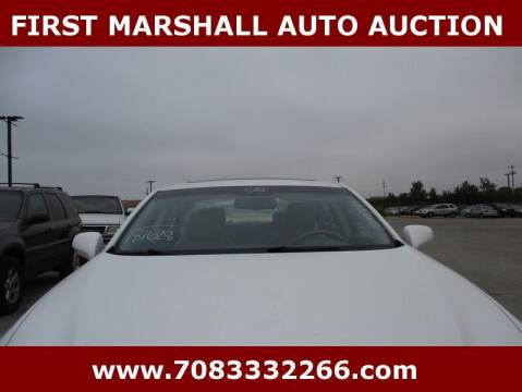 2008 Lexus ES 350 for sale at First Marshall Auto Auction in Harvey IL