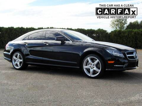 2013 Mercedes-Benz CLS for sale at Atlantic Car Company in East Windsor CT