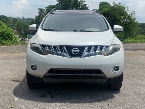 2009 Nissan Murano for sale at Car ConneXion Inc in Knoxville TN