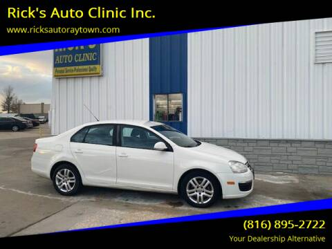 2007 Volkswagen Jetta for sale at Rick's Auto Clinic Inc. in Raytown MO