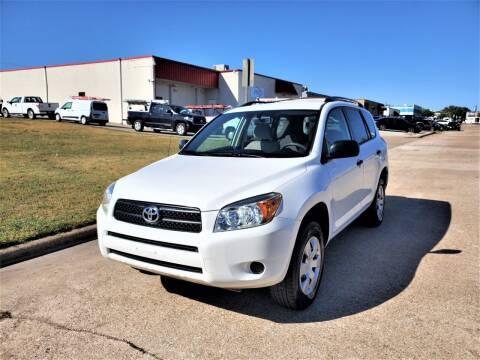 2008 Toyota RAV4 for sale at Image Auto Sales in Dallas TX