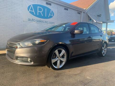 2015 Dodge Dart for sale at ARIA AUTO SALES in Raleigh NC