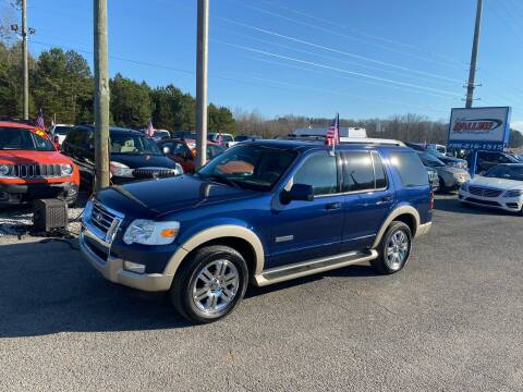 2007 Ford Explorer for sale at Billy Ballew Motorsports in Dawsonville GA