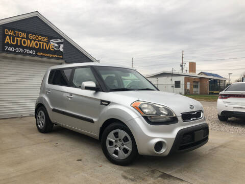 2012 Kia Soul for sale at Dalton George Automotive in Marietta OH
