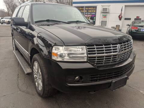 2013 Lincoln Navigator for sale at GREAT DEALS ON WHEELS in Michigan City IN