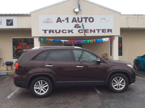 2014 Kia Sorento for sale at A-1 AUTO AND TRUCK CENTER in Memphis TN