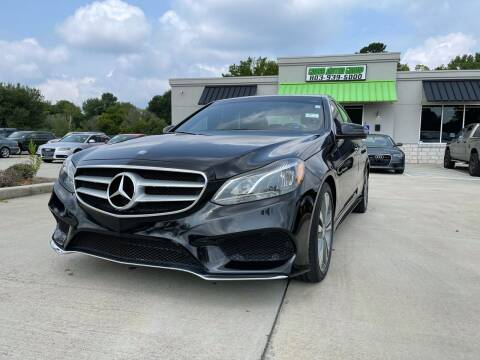 2015 Mercedes-Benz E-Class for sale at Cross Motor Group in Rock Hill SC