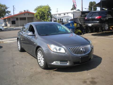 2011 Buick Regal for sale at AUTO SELLERS INC in San Diego CA