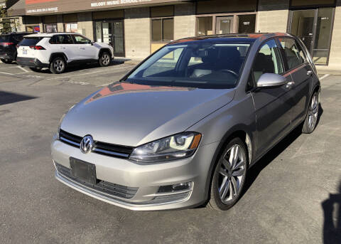 2015 Volkswagen Golf for sale at CPR AUTO SALES AND FINANCE in Bellevue WA