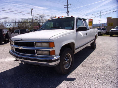 1998 Chevrolet C/K 2500 Series for sale at RAY'S AUTO SALES INC in Jacksboro TN