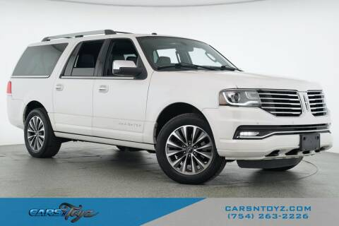 2017 Lincoln Navigator L for sale at JumboAutoGroup.com - Carsntoyz.com in Hollywood FL