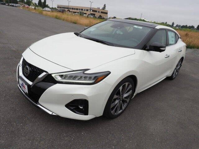 2021 Nissan Maxima for sale in Burlington, WA