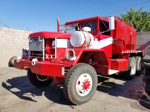 1972 AM General M813 for sale at SULLIVAN MOTOR COMPANY INC. in Mesa AZ
