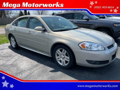 2011 Chevrolet Impala for sale at Mega Motorworks in Appleton WI