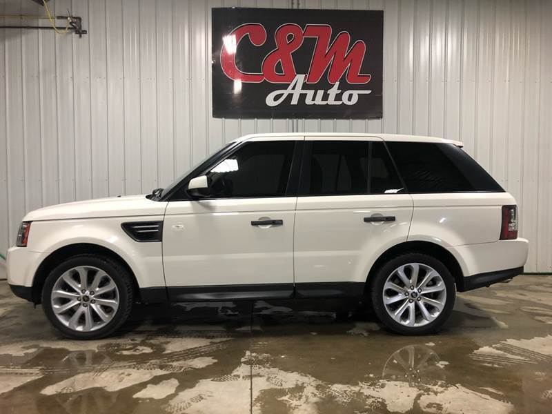 2010 Land Rover Range Rover Sport for sale at C&M Auto in Worthing SD