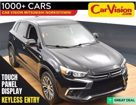 2019 Mitsubishi Outlander Sport for sale at Car Vision Buying Center in Norristown PA