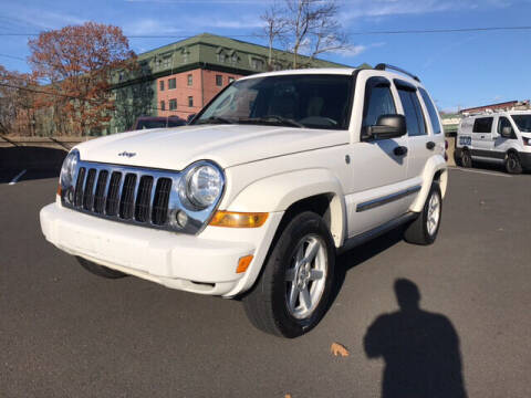 2006 Jeep Liberty for sale at Auto King Picture Cars in Westchester County NY