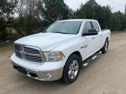 2016 RAM Ram Pickup 1500 for sale at TROPHY MOTORS in New Braunfels TX