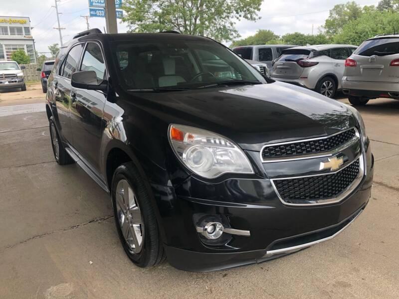 2015 Chevrolet Equinox for sale at Divine Auto Sales LLC in Omaha NE