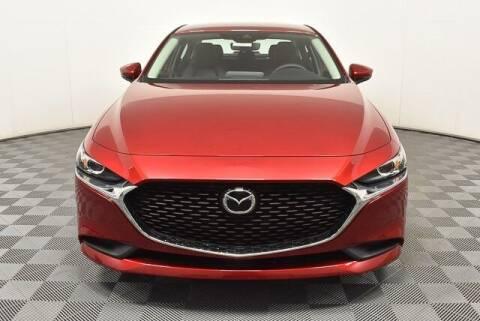 2021 Mazda Mazda3 Sedan for sale at Southern Auto Solutions-Jim Ellis Mazda Atlanta in Marietta GA