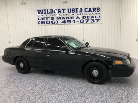 2006 Ford Crown Victoria for sale at Wildcat Used Cars in Somerset KY