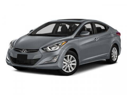 2016 Hyundai Elantra for sale at BILLY D SELLS CARS! in Temecula CA