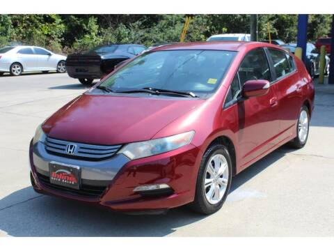 2010 Honda Insight for sale at Inline Auto Sales in Fuquay Varina NC
