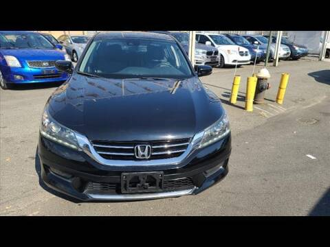 2015 Honda Accord for sale at Ultra Auto Enterprise in Brooklyn NY
