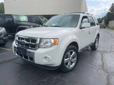 2011 Ford Escape for sale at Sedo Automotive in Davison MI