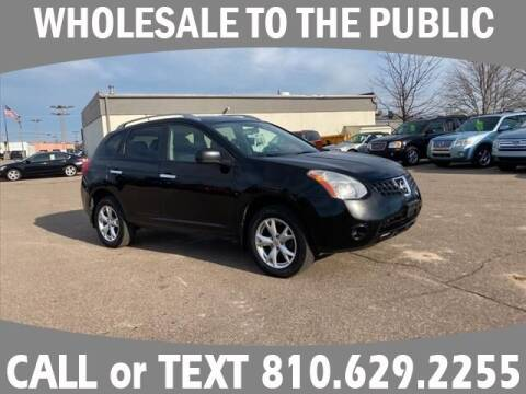 2010 Nissan Rogue for sale at LASCO FORD in Fenton MI